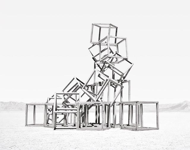 , 'Telluris V,' 2017, Galerie Les filles du calvaire