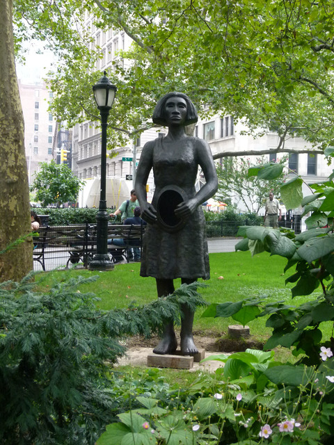 , 'Summer,' 2010, Madison Square Park