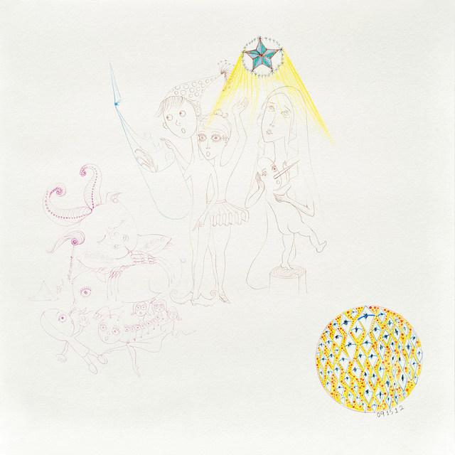, 'Daily Drawing 091512,' 2012, Ota Fine Arts