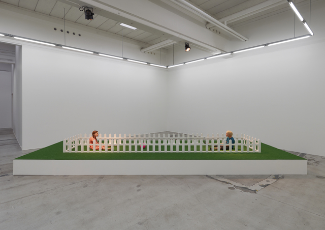 , 'Playground,' 2005, Galleri Nicolai Wallner