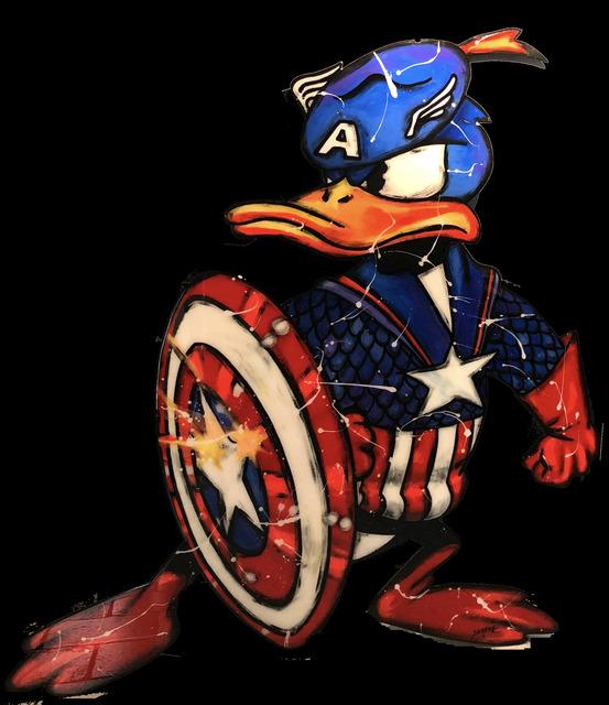 , '(SPV) Captain America,' 2018, ARTION GALLERIES