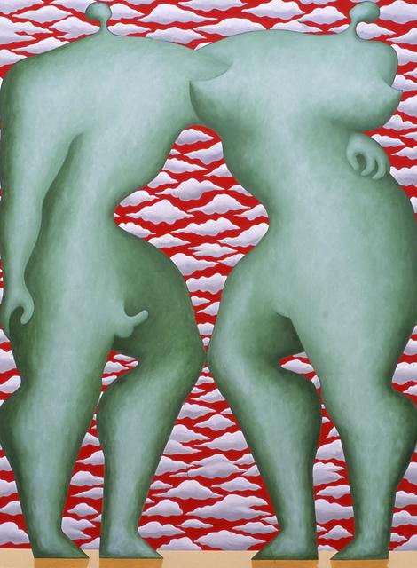 , 'La sacra coppia,' 2006, 3D Gallery