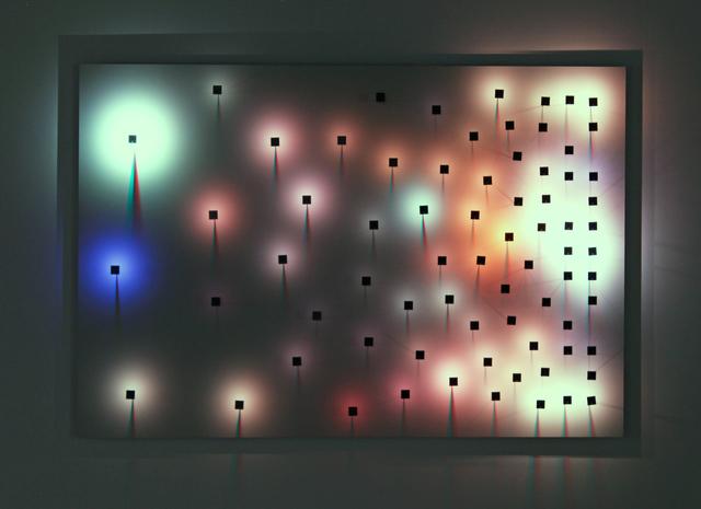 , 'Exploded Flat 2,' 2017, Hosfelt Gallery