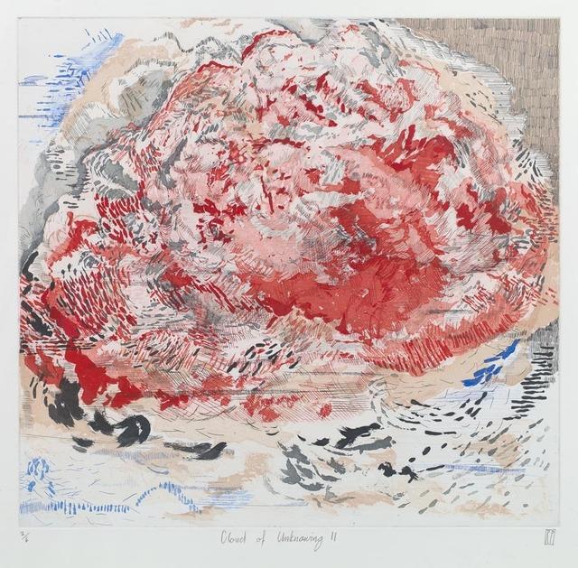 , 'Cloud of Unknowing II,' 2015, David Krut Projects