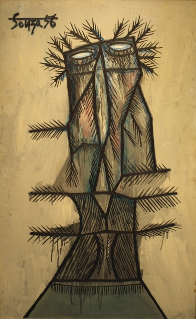 , 'Christ on Palm Sunday,' 1956, Aicon Gallery
