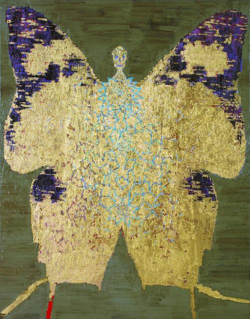 , 'Sacred Butterflies,' 2016, Setareh Gallery