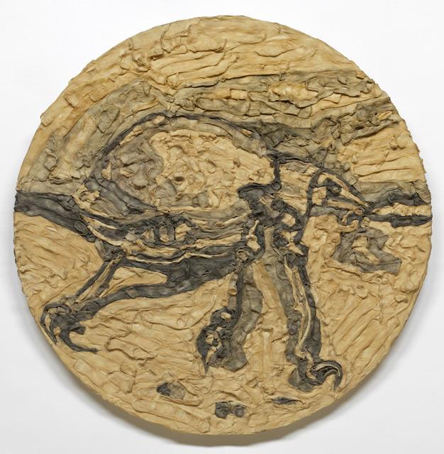 Joseph Zucker, 'Boll Weevil', 1975, Painting, Acrylic, Rhoplex, and cotton balls on canvas, Corbett vs. Dempsey