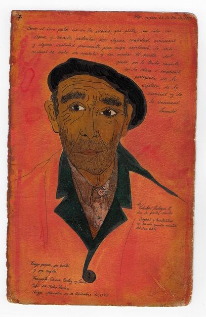 , 'Diario 12,' 1978, LAMB Arts