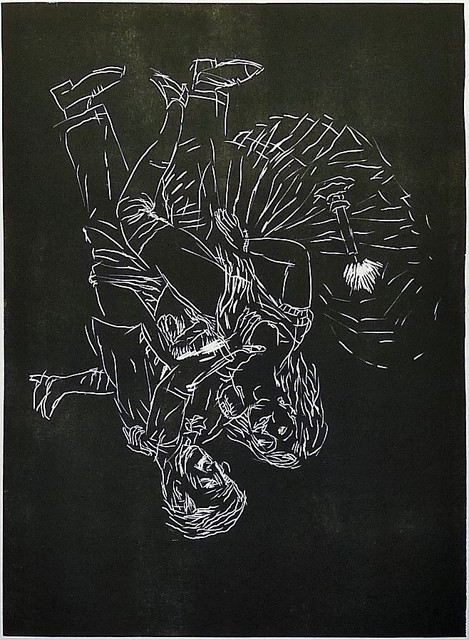 , 'La nuit mit Marie,' 2002, Henze & Ketterer