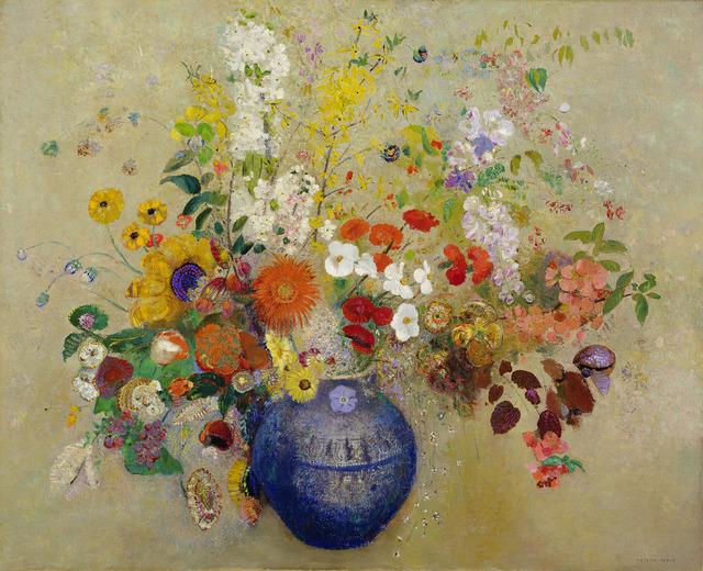 , 'Fleurs (Flowers),' 1909, Fondation Beyeler