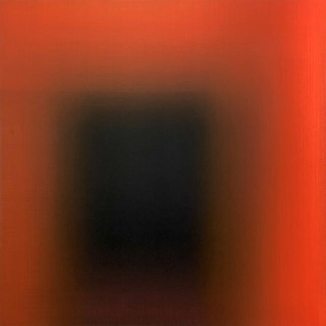 Eric Freeman, 'Red Square 1', 2018, Brintz Gallery