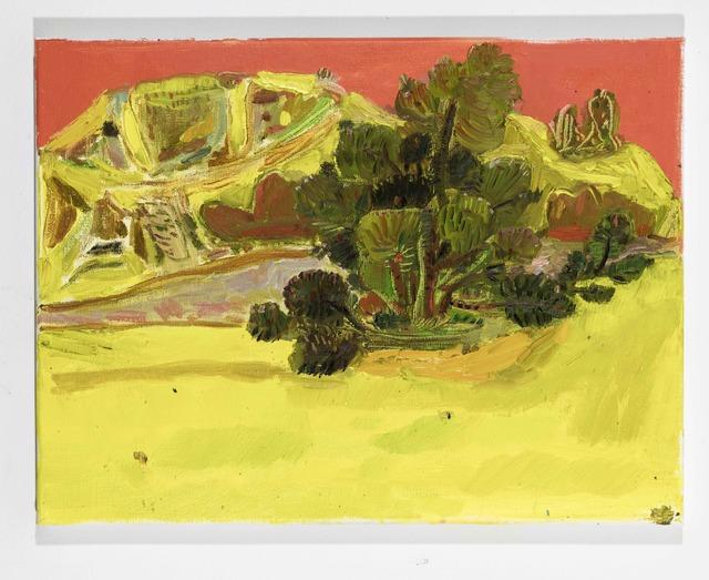 Lisa Sanditz, 'Landscape Color Study 19', 2019, Painting, Oil on canvas, Jonathan Ferrara Gallery