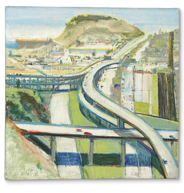 , 'Study for Freeway,' 1979, Galerie Sho Contemporary Art