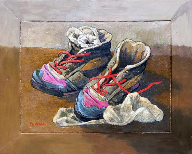 , 'Footgear,' 1992, Childs Gallery