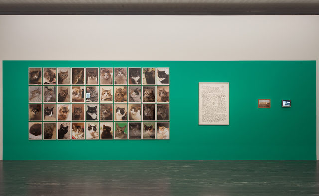 , 'Still Untitled (Hermitage Cats),' 2013, 21er Haus