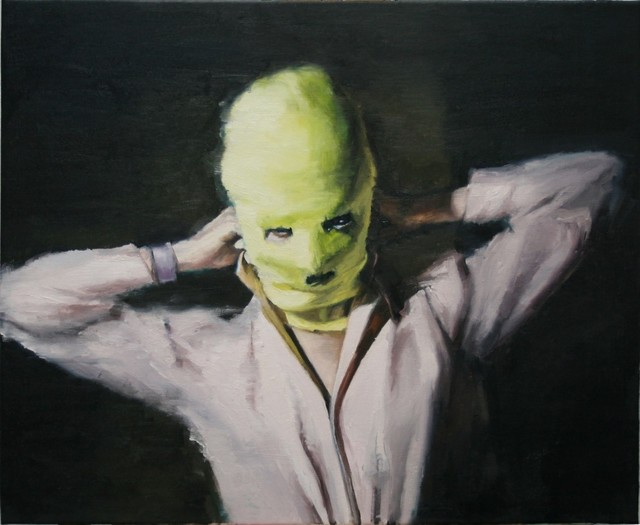 María Carbonell Foulquié, 'The Mask', 2017, T20