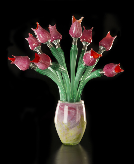 , 'Tulip Lamp,' , Bender Gallery