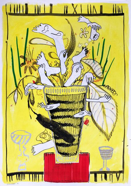 , ' Body Plant Vase,' 2020, 99 Loop Gallery