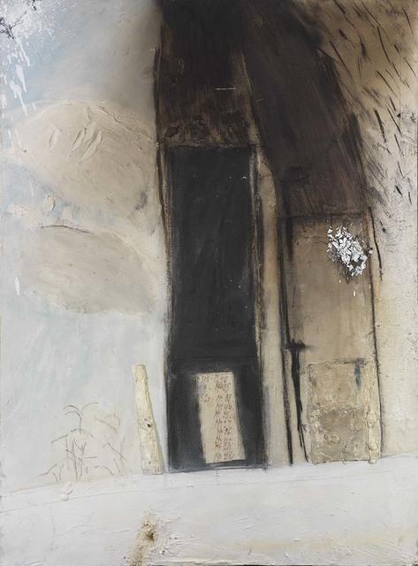 , 'Fire Painting V,' 2017-2018, Osborne Samuel