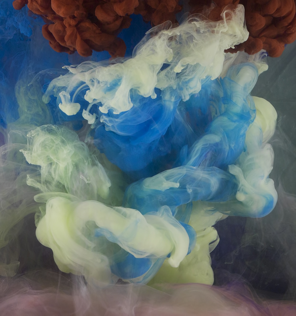 Kim Keever, 'Abstract 8723', 2014, Adamson Gallery