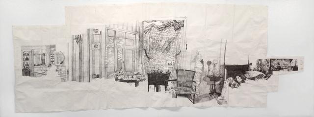 , 'Mrs. Jessica Drummond's Bedroom (My Reputation, 1946),' 2010, Pierogi