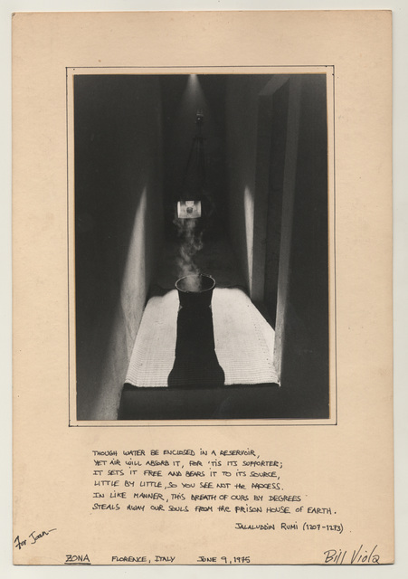 ", '""Zona,"" Florence, Italy, June 9, 1975,' 1975, Lee Gallery"