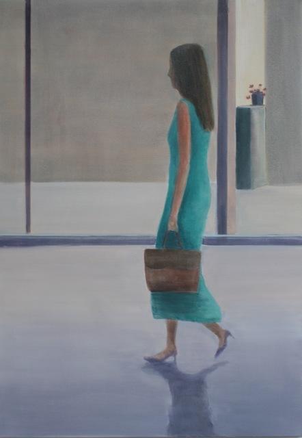 , 'Passer by 3,' 2019, Jill George Gallery