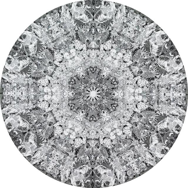 , '1000×1000×1000 I,' 2013, Micheko Galerie