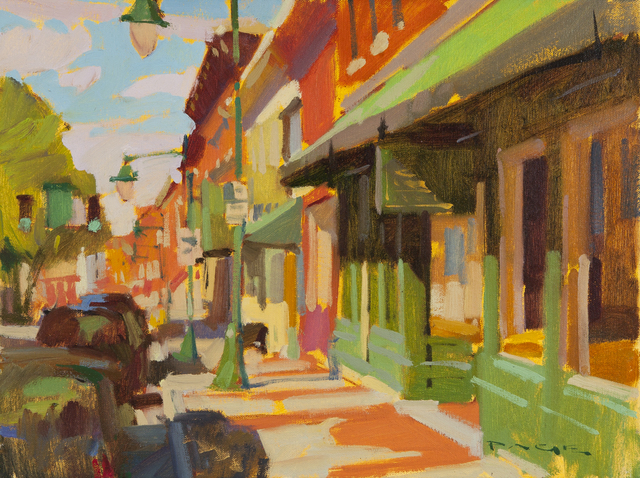, 'Gallery Town,' , Dowling Walsh