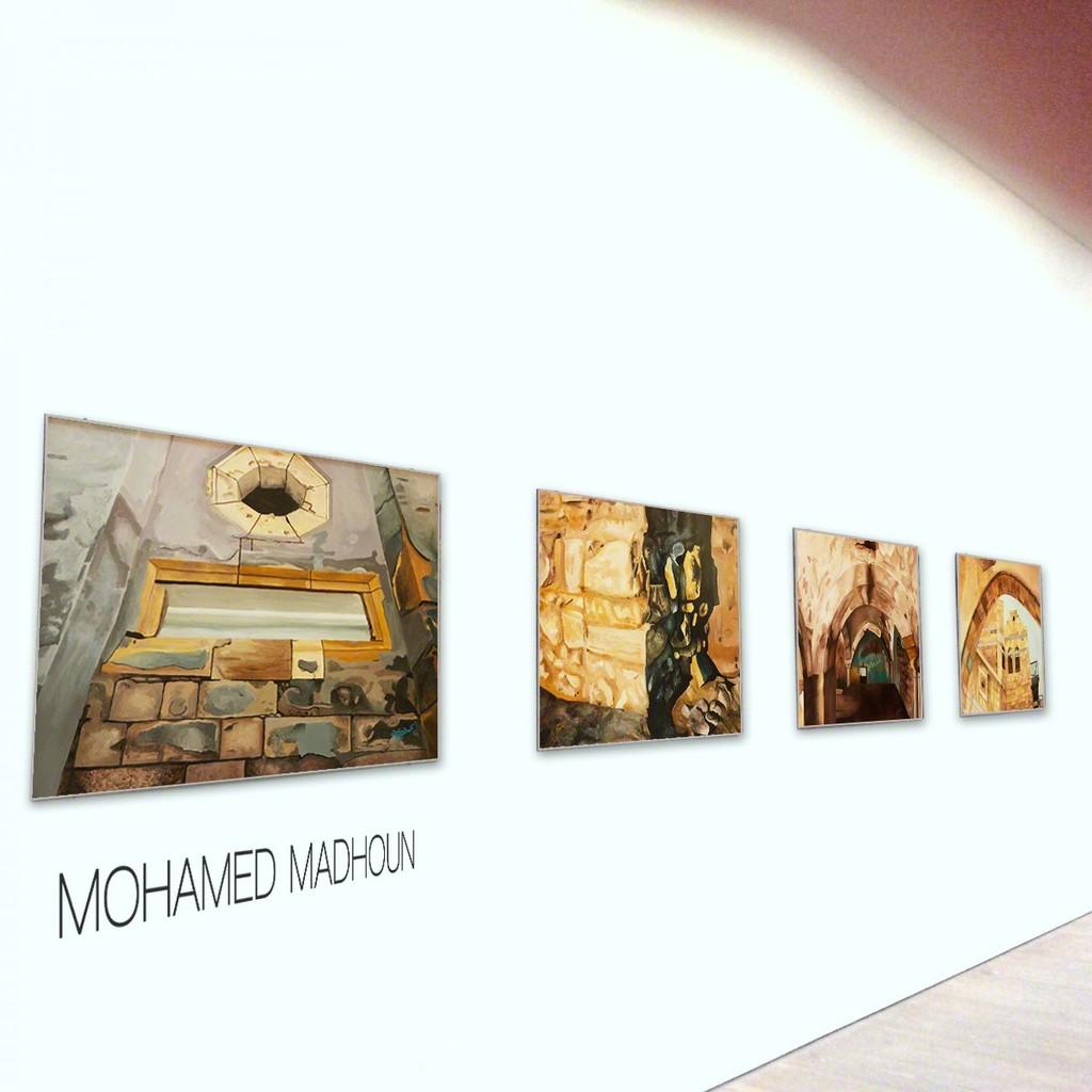 Artist: Mohamed Al-Madhoun