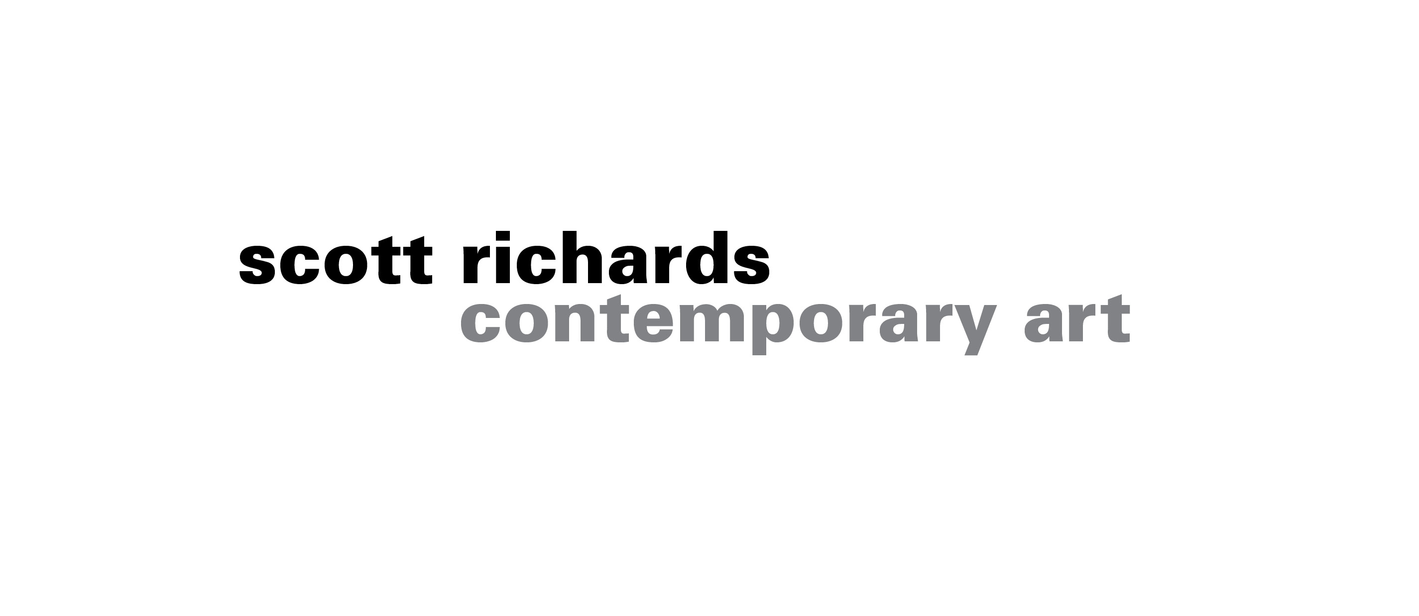 Scott Richards Contemporary Art