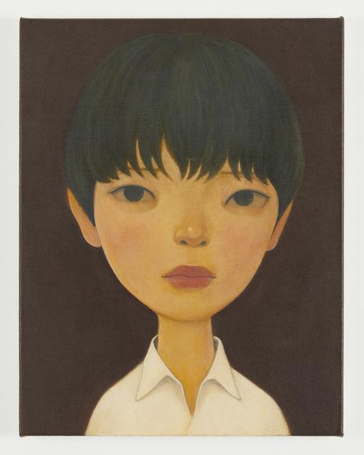 , 'Boy,' 2017, Tomio Koyama Gallery