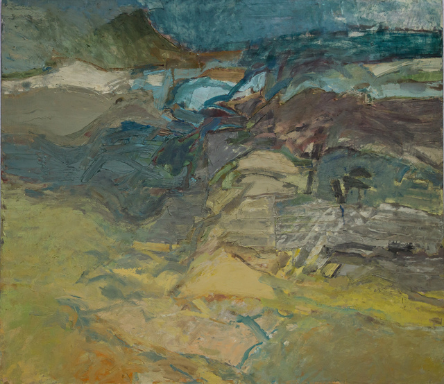 , 'WATER MEADOW,' 1964, Greg Kucera Gallery
