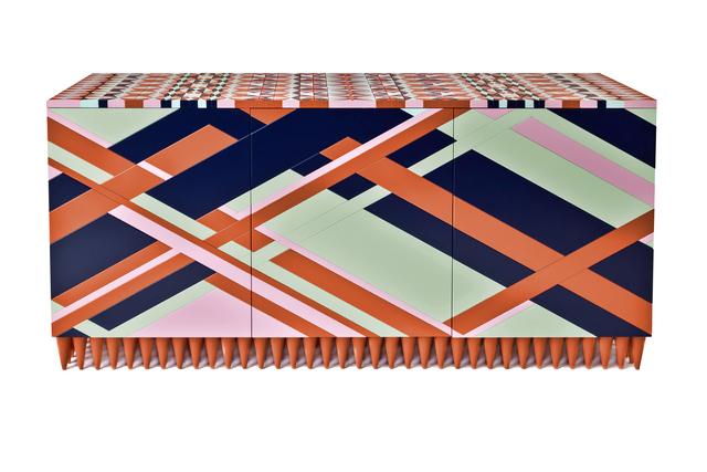, 'Ziggy Cabinet,' 2016, Manfredi Style