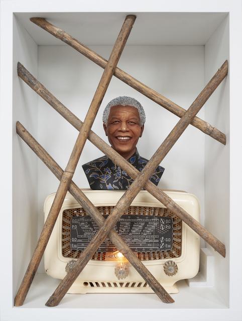 , 'Mandela Freedom Speech,' 2019, Van Bavink Gallery