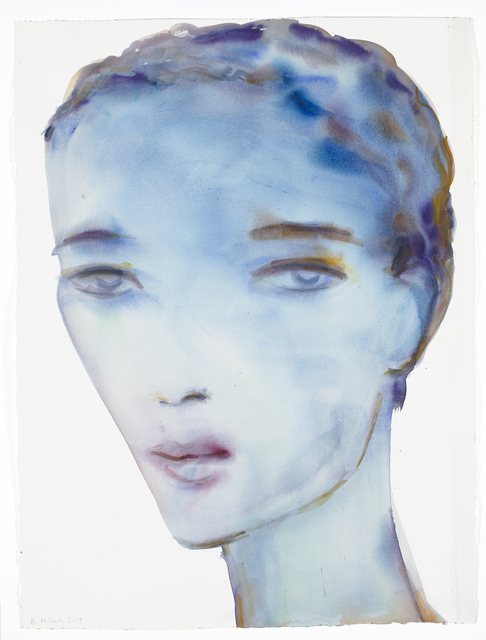 , 'Blue Portrait 2019,' 2019, David Klein Gallery