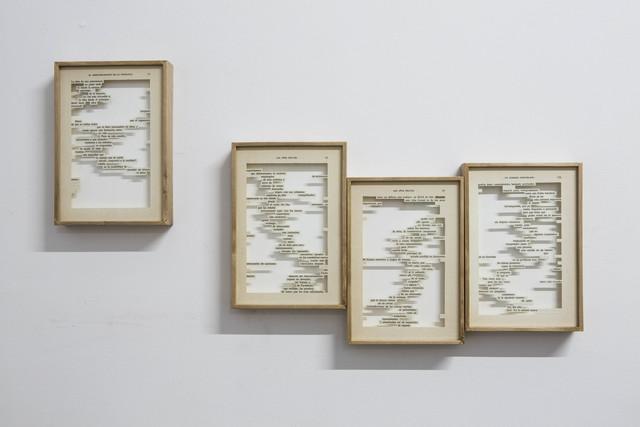, 'Escala de Valores,' 2015, RocioSantaCruz