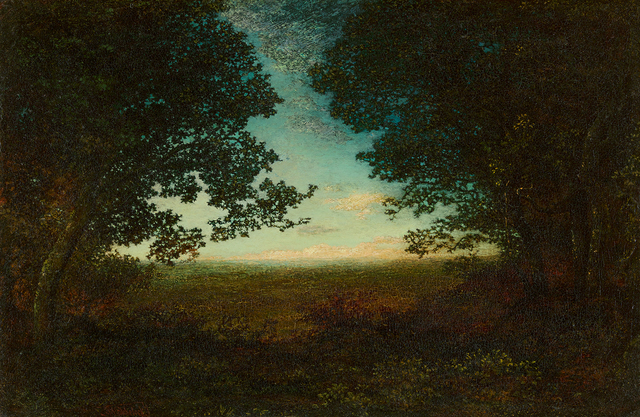 , 'Evening Silhouettes,' , Questroyal Fine Art