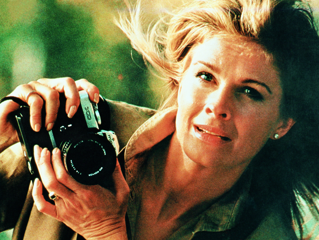 , 'Woman With A Camera (Candice Bergen/Minolta #1),' 2008, Corvi-Mora