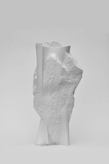 , 'New Stoneware White Porcelain Vase No.14,' 2014, Gallery ALL
