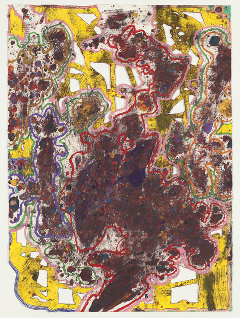 , 'Experiments in Expiration: Madness,' 2015, McClain Gallery