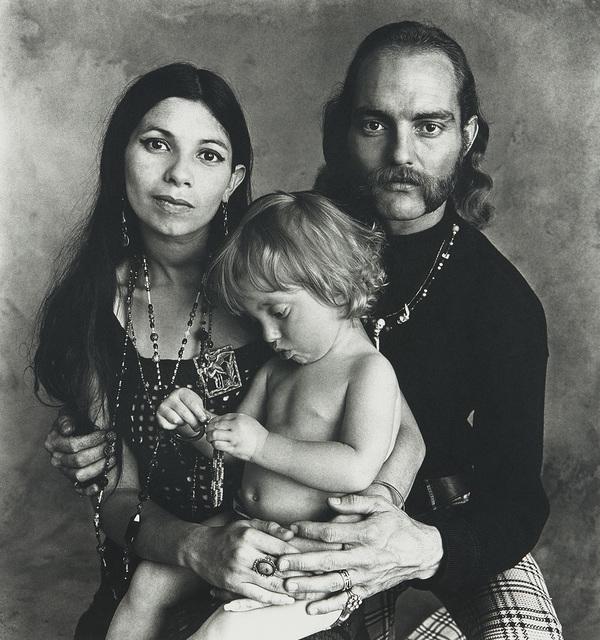 Irving Penn, 'Hippie Family F (San Francisco)', 1967, Phillips