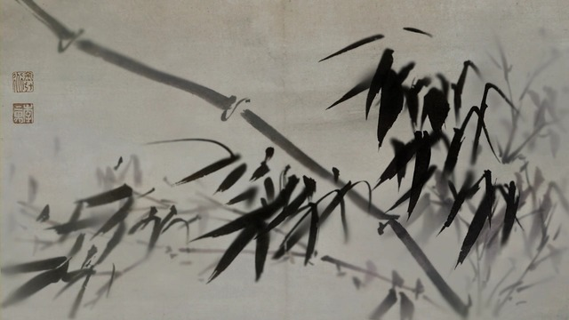 , 'Kim, Hong-Do bamboo painting, 2013,' , Photo12 Galerie