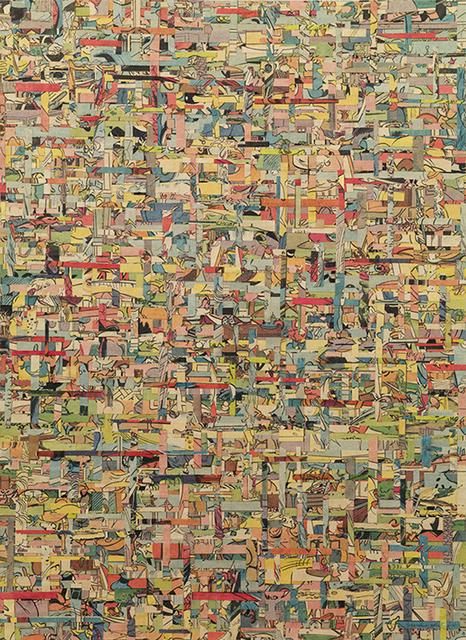 , 'Japanese Comics,' 2000, Parasol unit foundation for contemporary art