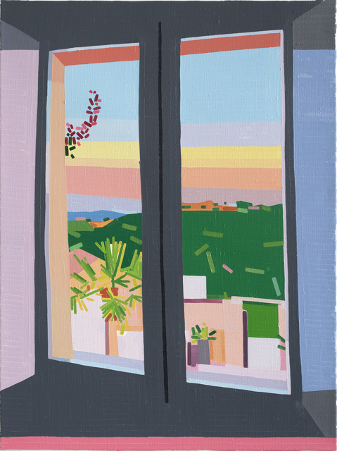 , 'Window Sicily ,' 2019, Derouillon