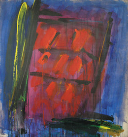 , 'House of Fire,' 1961, Walter Wickiser Gallery