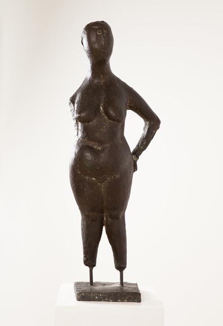 , 'Nudo,' 1947, Studio Guastalla