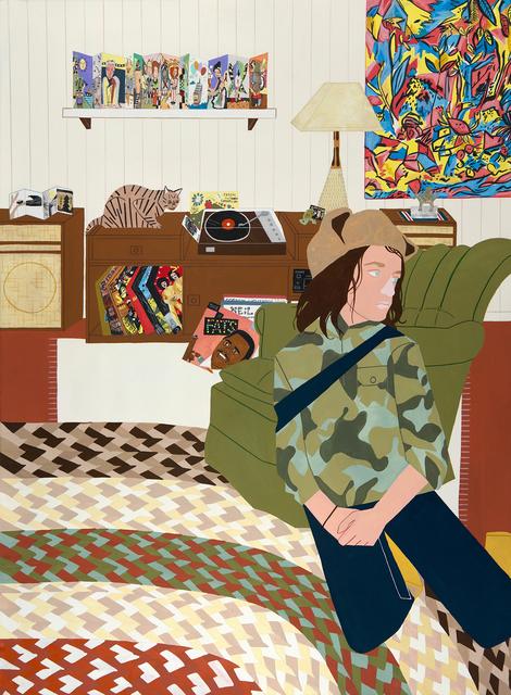 , 'Theo,' , ZINC contemporary