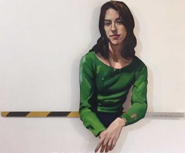 , 'M,' 2015, Rebecca Hossack Art Gallery