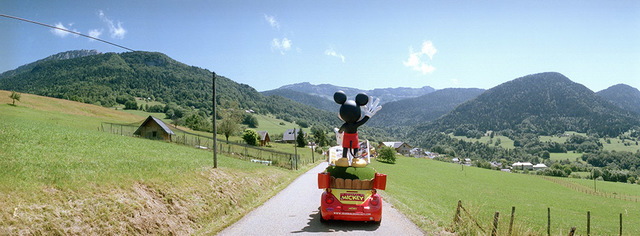 , 'Mickey Mouse, Tour de France 2013,' 2013, Anastasia Photo
